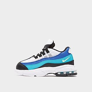 air max 95 bianche e blu