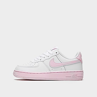 air force 1 bambina rosa