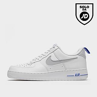 air force 1 azzurre e bianche