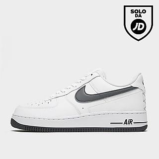 air force 1 07 uomo nere e bianche