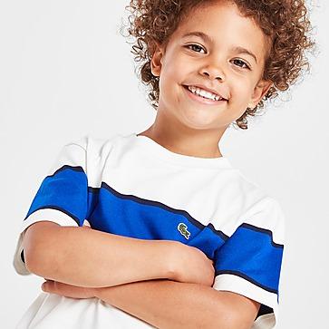 Lacoste Panel T-Shirt Children