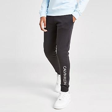 Calvin Klein Institutional Logo Pantaloni della tuta Junior