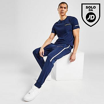 Calvin Klein Reflective Poly Pantaloni della tuta