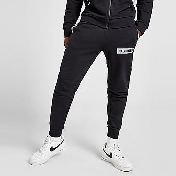 Calvin Klein Box Logo Pantaloni della tuta