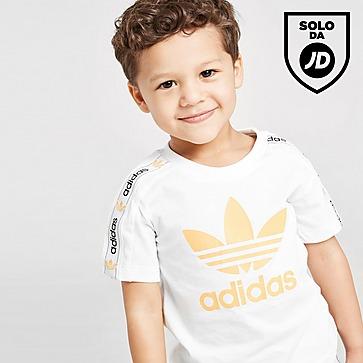 adidas Originals Tape T-Shirt/Shorts Set Infant