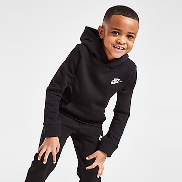 Nike Club Felpa con cappuccio Bambino