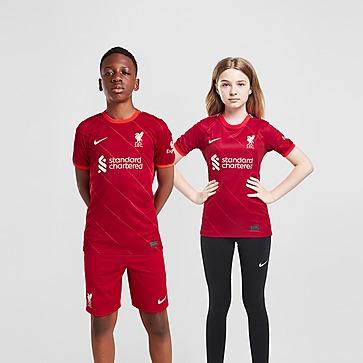 Nike Liverpool FC 2021/22 Home Shirt Junior