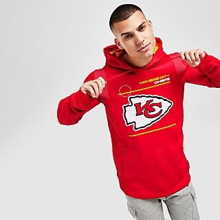 Nike NFL Kansas City Chiefs Therma Felpa con cappuccio