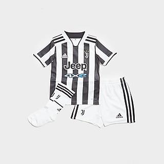 adidas Juventus 2021/22 Home Kit Children