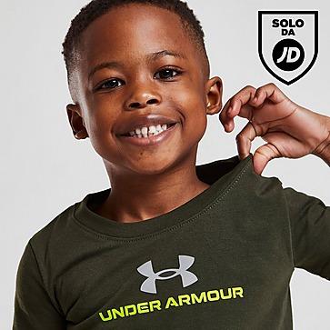 Under Armour Logo T-Shirt Neonato