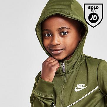 Nike Swoosh Full Zip Tuta Bambino