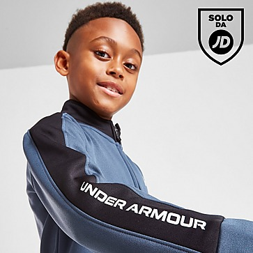 Under Armour Renegade Full Zip Tuta Bambino
