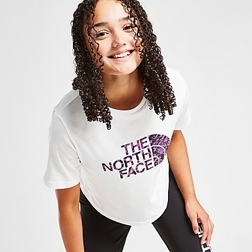 The North Face Easy Cropped T-Shirt Junior