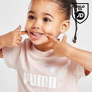 Puma Essential Crop T-shirt Neonata