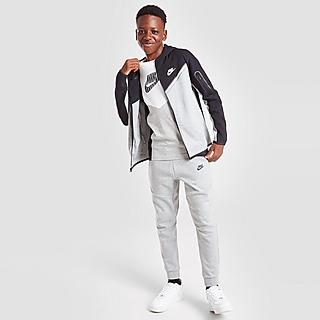 Nike Tech Fleece Full Zip Felpa con cappuccio Junior