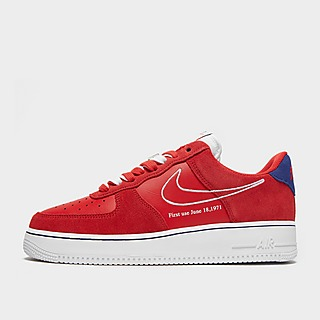 air force 1 nere rosse