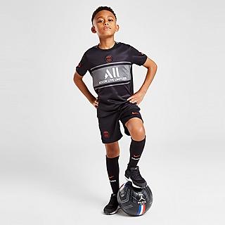 Nike Paris Saint Germain 2021/22 Terza divisa Completo Bambino