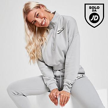 Nike Double Futura 1/4 Zip Top