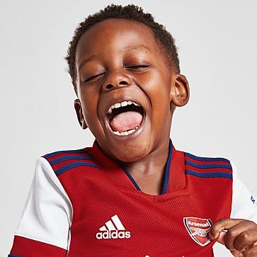 adidas Arsenal FC 2021/22 Home Kit Children