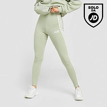 adidas Originals 3-Stripes Linear Leggings Donna