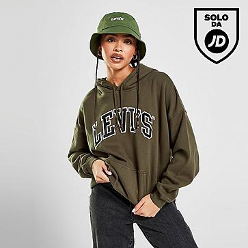 Levis Satin Logo Hoodie