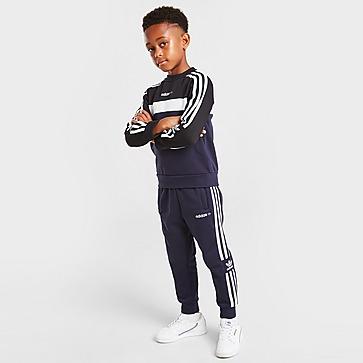 adidas Originals Itasca Crew Neck Tracksuit Children
