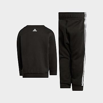 adidas Linear Essential Crew Tuta Neonato