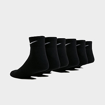 Nike 6-Pack Everyday Cushioned Ankle Calze