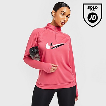 Nike Running Swoosh Maglia Tecnica Donna
