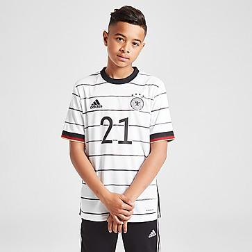 adidas Germany 2020/21 Gundogan #21 Home Shirt Junior