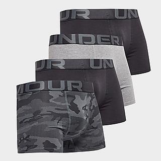 Under Armour 4-Pack Boxer Junior