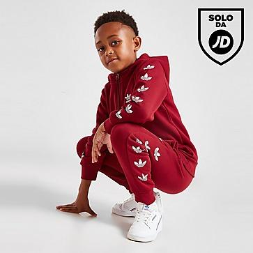 adidas Originals Repeat Trefoil 1/4 Zip Tuta Bambino