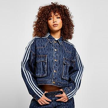 adidas Originals x IVY PARK Denim Track Giacca Donna
