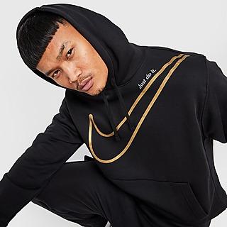 Nike Swoosh Logo Hoodie