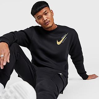 Nike Swoosh Fleece Crew Sweatshirt