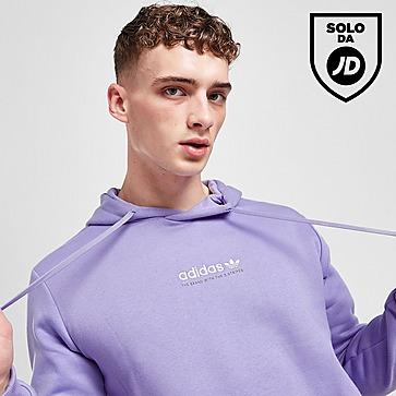adidas Originals Trefoil Logo Felpa con cappuccio