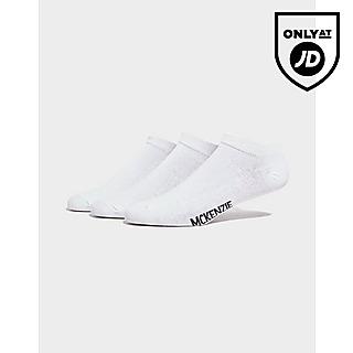 McKenzie 3 Pack Low Socks