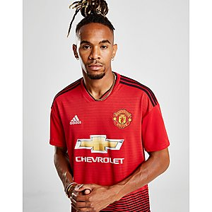 28ff1b76b adidas Manchester United FC 2018 19 Home Shirt ...