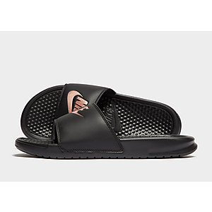 online store 5c6bb fa0a6 Nike Benassi Just Do it Slides Women s ...