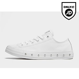 more photos 40d9f 80d1e Converse All Star Ox Stud Women s ...