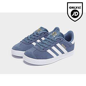sports shoes a1e65 bd264 adidas Originals Gazelle II Children adidas Originals Gazelle II Children