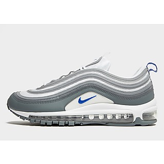 Nike Air Max 97 AOP Trainers In Black AQ4132 Black Ceneo