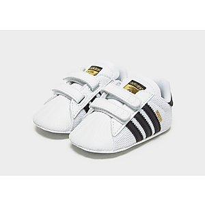 huge discount cb54a 128b4 adidas Originals Superstar Crib Infant ...