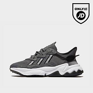 Junior Footwear (Sizes 3-5.5) - Adidas Originals Ozweego ...
