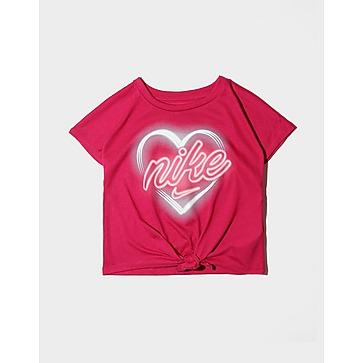 Nike Heart Glow in the Dark T-Shirt Children