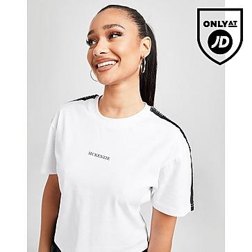 McKenzie Tape Crop T-Shirt Women's