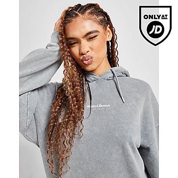 Supply & Demand Ombre Graphic Hoodie Women's