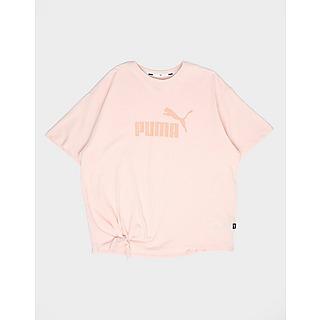 Puma Logo Silhouette T-Shirt Junior