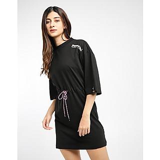 Puma International T-Shirt Dress Womens