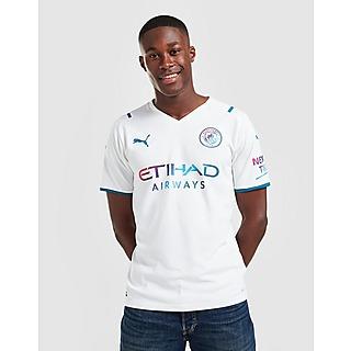 Puma Manchester City 2021/22 Home Away Shirt